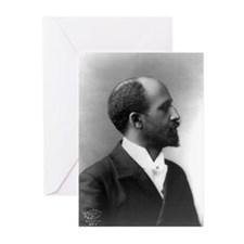 W E B Dubois Greeting Cards (Pk of 10)