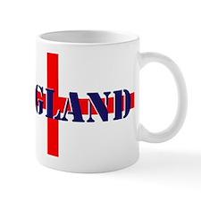 England Flag Design Mugs