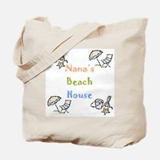 NANAS BEACHHOUSE2 Tote Bag