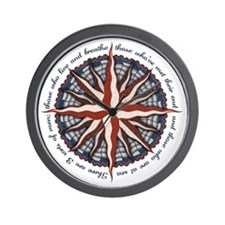 compass-rose4-LTT Wall Clock