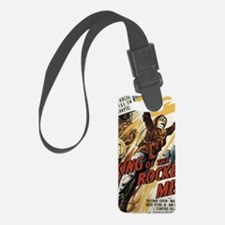 King of the Rocket Men Luggage Tag