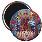 """Bickman 'Until the End of Time' 2.25"""" Magnet (100"""