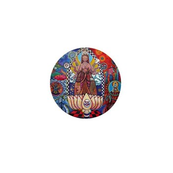 Bickman 'Until the End of Time' Mini Button (10 p