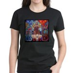Bickman 'Until the End of Time' Women's Dark T-Sh