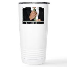 23x35_suit_up_new Travel Mug