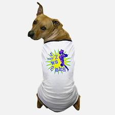 I H8 2 W8 2 SK8 Dog T-Shirt