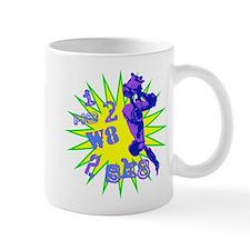 I H8 2 W8 2 SK8 Mug