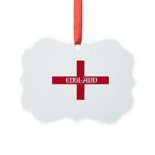 NC English Flag - England Perl Ornament