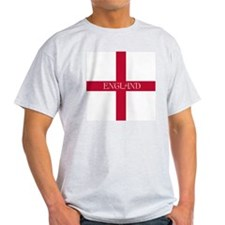 KB English Flag - English Anglican T-Shirt