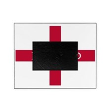 PC English Flag -  English Knight Picture Frame