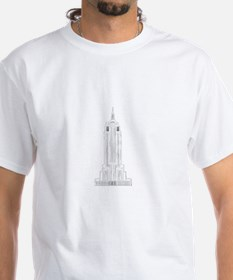 NEW YORK EMPIRE STATE dark Shirt