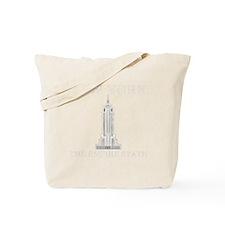 NEW YORK EMPIRE STATE dark Tote Bag