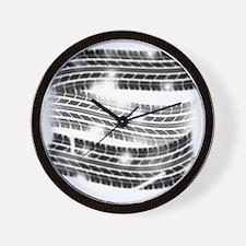 SPEED BUMP Wall Clock
