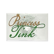 princesstink Rectangle Magnet