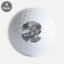 SPEED BUMP2 Golf Ball
