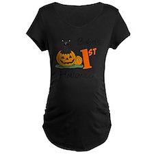 Babys First Halloween T-Shirt