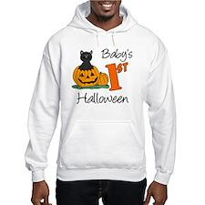 Babys First Halloween Hoodie