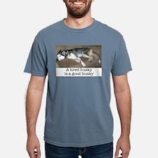Good Husky Ash Grey T-Shirt