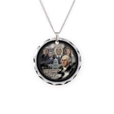 george-crying copy Necklace