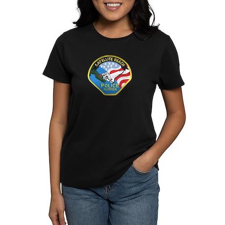 Satellite Beach Police Women's Dark T-Shirt