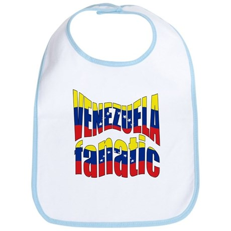 The Venezuela flag fanatic Bib