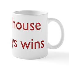 houseW Mug