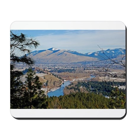 Missoula Valley Mousepad