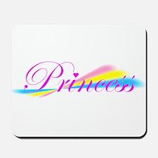 Rainbow Princess Mousepad