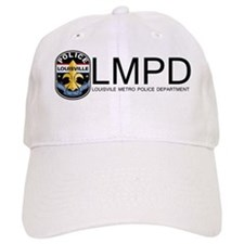 LMPD Patch and Letters Baseball Cap