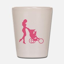 2-mybaby_pink_l Shot Glass