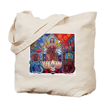 Bickman 'Until the End of Time' Tote Bag