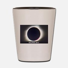 Funny Eclipse Shot Glass