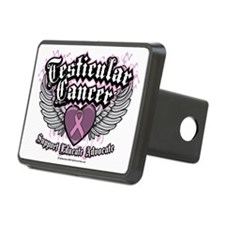 Testicular-Cancer-Wings Hitch Cover
