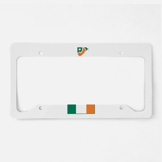 Ireland hockey 5_H_F 11-7-200 License Plate Holder