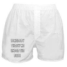SOMEBODY Boxer Shorts