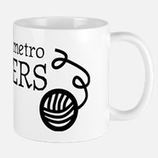 dmmklogowithyarn Mug