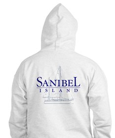 Sanibel Sailboat - Jumper Hoody