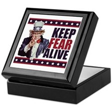 Uncle-Sam---Keep-Fear-Alive1 Keepsake Box