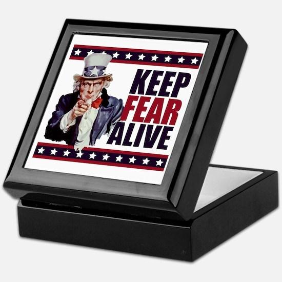 Uncle-Sam---Keep-Fear-Alive1 Keepsake Box