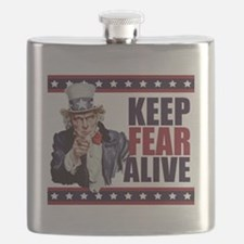 Uncle-Sam---Keep-Fear-Alive1 Flask