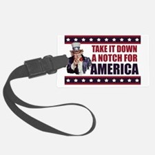2-Uncle-Sam---Take-it-down-a-not Luggage Tag