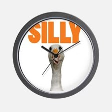 SillyGoose Wall Clock
