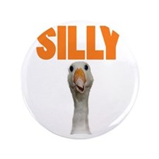 """SillyGoose 3.5"""" Button"""