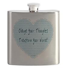 heart change Flask