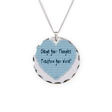heart change Necklace