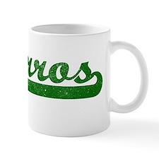 charros-green Mug