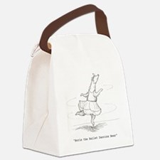 Chapter 8 - Boris Dancing - worki Canvas Lunch Bag