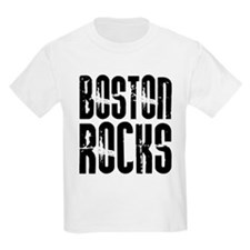 Boston Rocks Kids T-Shirt