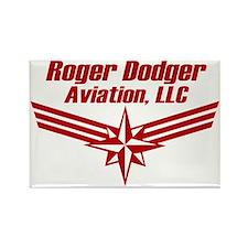 RDA_shirt_logo_2 Rectangle Magnet