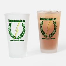 2-hellenismos Drinking Glass